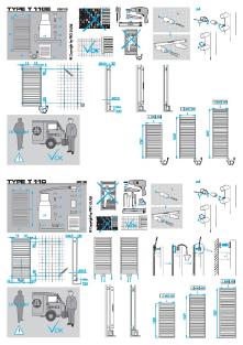 Фотография Инструкция по монтажу дизайнерского полотенцесушителя Zehnder Subway Inox