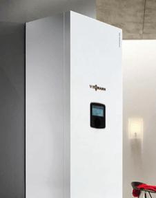 Фотография Электрическая котельная для дома