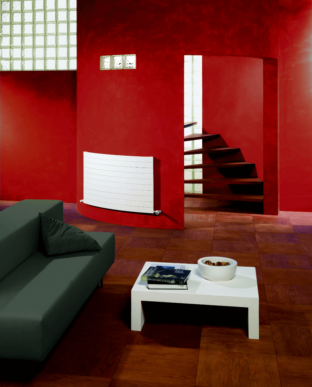 Фотография Дизайн радиаторы Zehnder RAD Nova livingroom