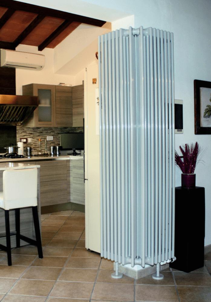 Фотография Дизайнерские радиаторы отопления Zehnder RAD Charleston