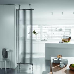 Фотография Дизайн радиаторы секционный для разделения комнаты