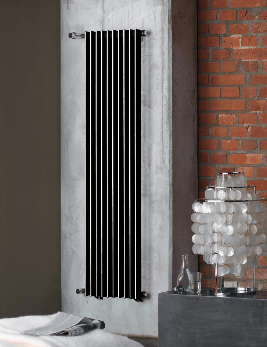 Фотография Дизайнерский радиатор Zehnder Excelsior 1