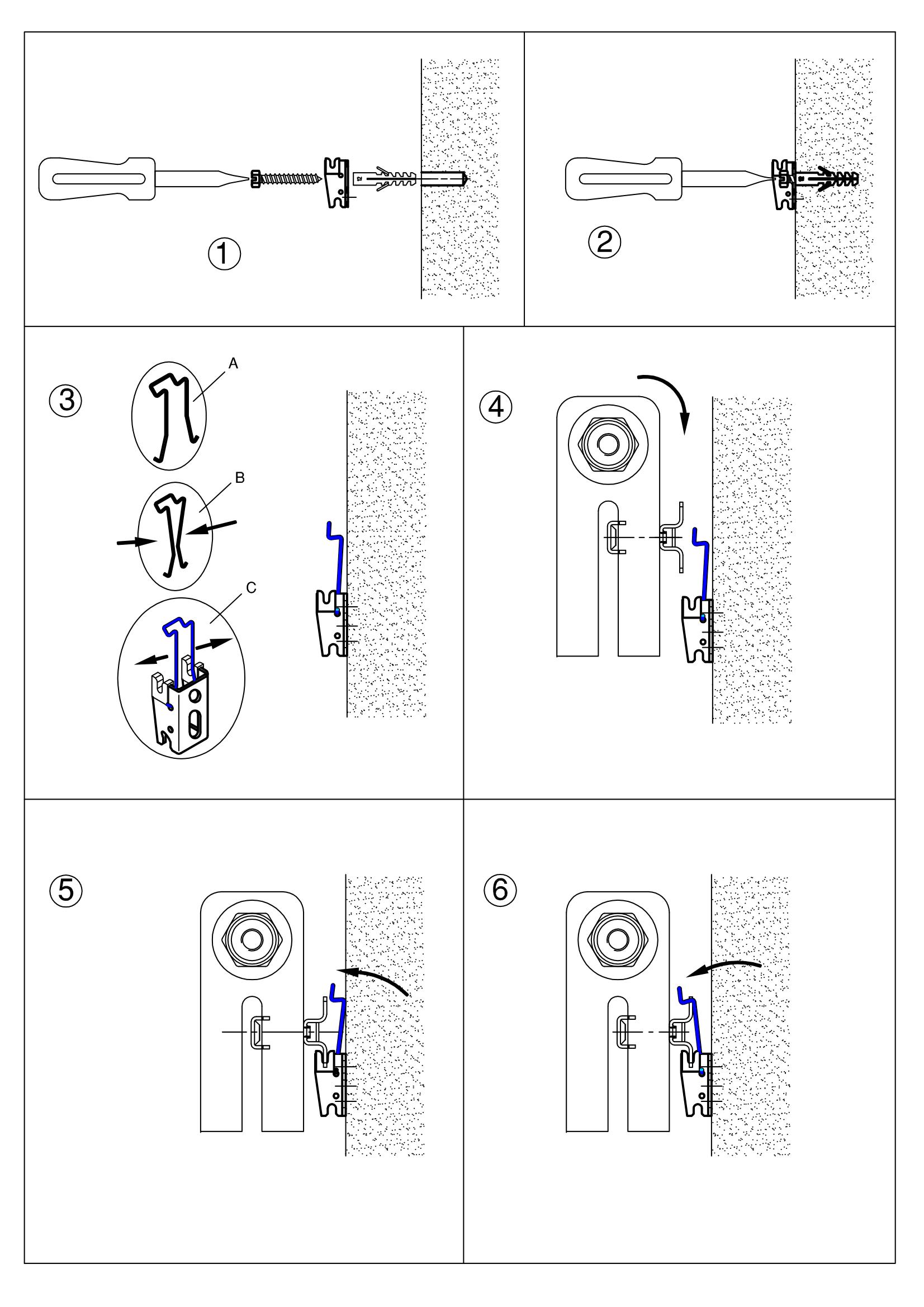 Фотография Инструкция по монтажу дизайнерского радиатора Zehnder Charleston 2