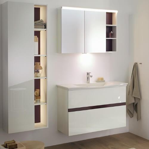 Фотография Сантехника для вашей ванной комнаты с различными дизайн решениями