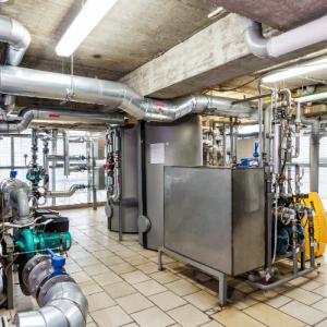 Фотография Система очистки воды для частного дома