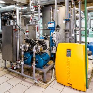 Фотография Домашняя система очистки воды