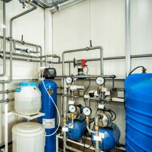Фотография Система очистки воды