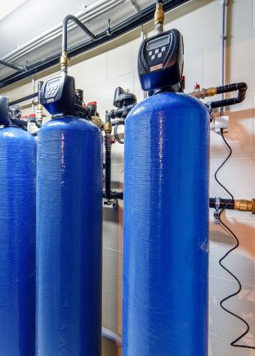 Фотография болоны систем очистки воды