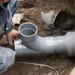Фотография Трубопровод для автономной канализации №1