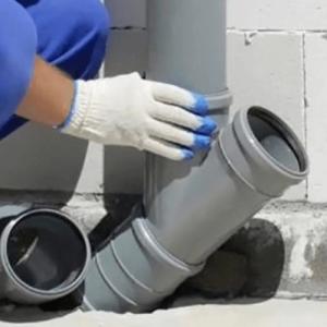 Фотография Трубы для автономной канализации №2