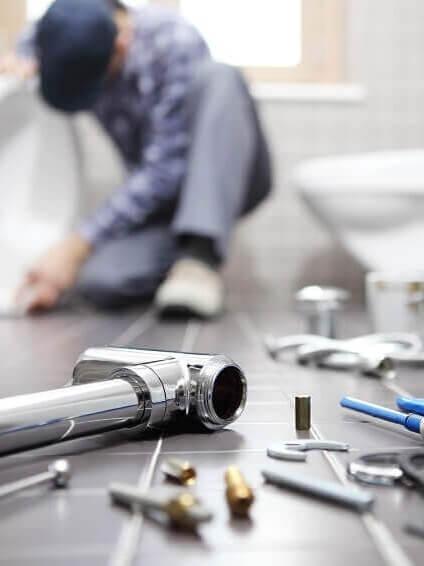 Фотография Установка канализации в частном доме под ключ