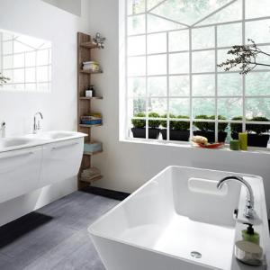 Фотография Раковина для ванной комнаты в стиле минимализм
