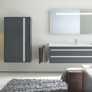 Фотография Мебель для ванной в стиле минимализм