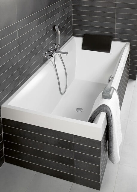 Фотография Ванная минимализм