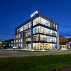 Фотография Завод ЕТА в Австрии