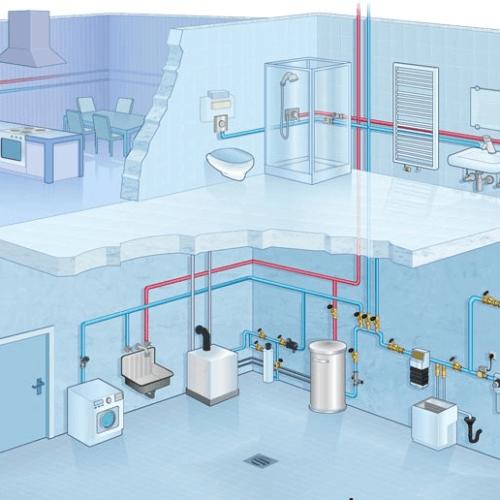Фотография Расчет и проектирование системы отопления в доме
