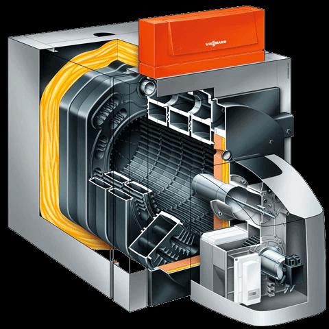 Vitorond 200   от 125 до 270 кВт
