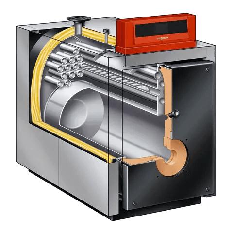 Vitoplex 100 | от 150 до 620 кВт и от 780 до 2000 кВт
