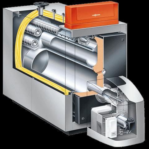 Vitoplex 300 | от 90 до 500 кВт