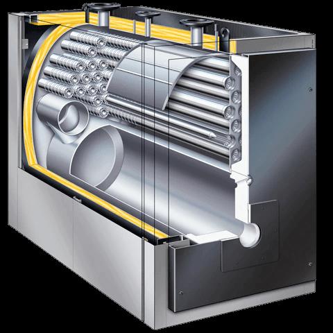 Vitoplex 300 | от 620 до 2000 кВт
