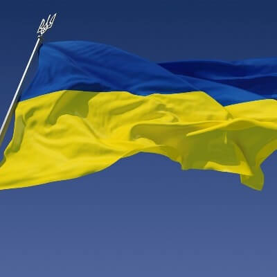 Фотография Флаг Украины