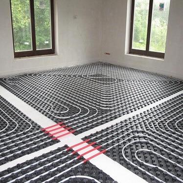 Фотография Система теплый пол в вашем доме