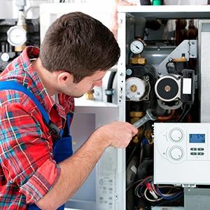 Фотография Монтаж и наладка систем отопления в доме от «Унитех Бау»