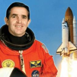 Фотография Первый украинец в космосе
