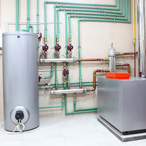 Фотография Газовая котельная для частного дома от «Унитех Бау»