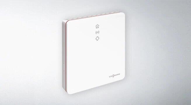 Vitoconnect 100 обеспечивает соединение