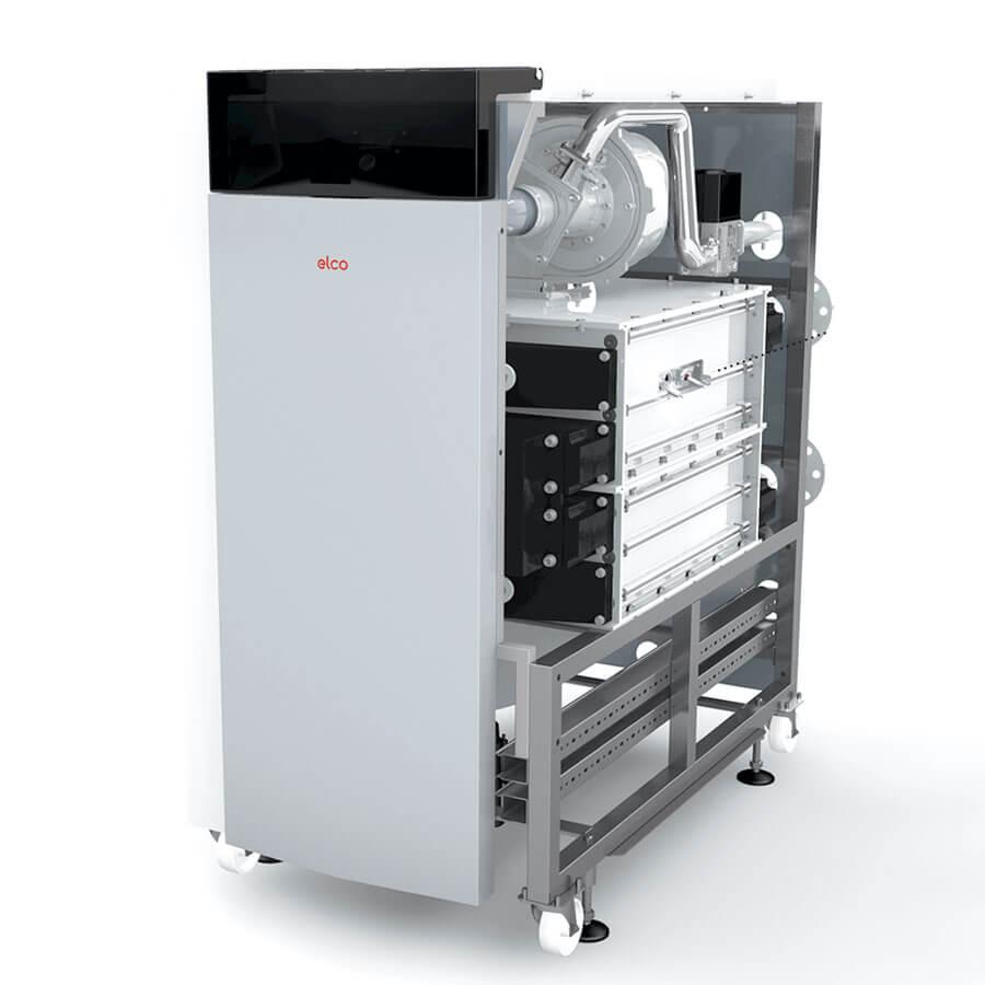 Описание ELCO Trigon XL модернизация Rendamax R600