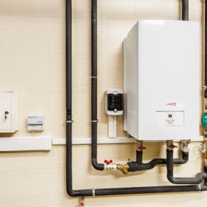 Фотография Котел для системы отопления дома