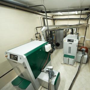 Фотография Проектирование и монтаж систем отопления