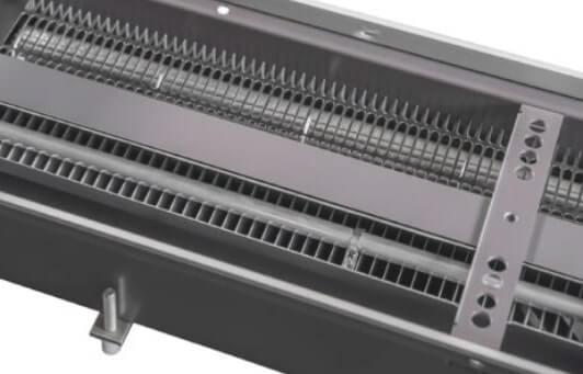 EC-вентилятор с принудительной конвекцией