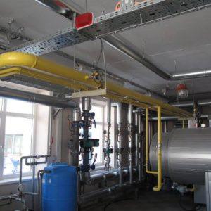 Фотография Монтаж и эксплуатация оборудования и систем газоснабжения