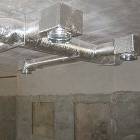 Фотография оборудования для кондиционирования, вентиляции, увлажнения воздуха, климатических систем для бассейна № 2