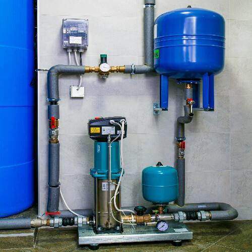 Фотография Газовая котельная на базе котлов Viessmann для особняка площадью 2300 м2 в Конча- Заспе 1