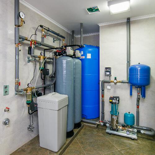 Фотография Газовая котельная на базе котлов Viessmann для особняка площадью 2300 м2 в Конча- Заспе 2