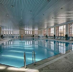 Фотография Бассейн для особняка площадью 2300 м2 в Конча- Заспе