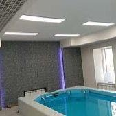 Фотография Бассейн в особняке площадью 1200 м2 в Одесской обл.