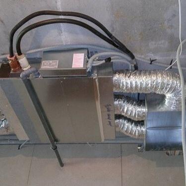 Фотография Оборудование для кондиционирования, вентиляции, увлажнения воздуха, климатических систем для особняка 1200 м2 в Одесской обл. 2
