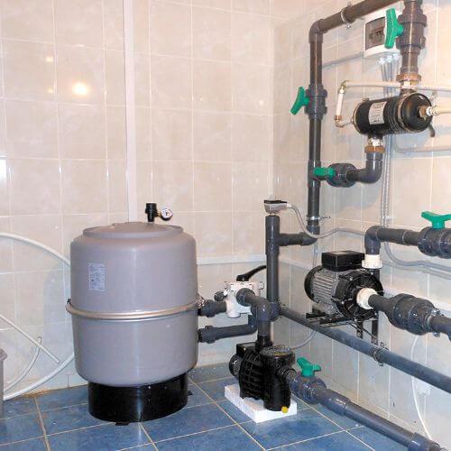 Фотография Оборудование для вентиляции и увлажнения воздуха для особняка площадью 3600 м2 в с. Пуща-Водица