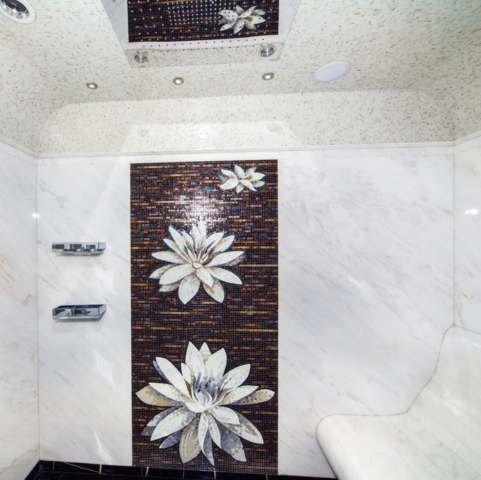 Фотография Ванная комната Госдачи №9, Мухолатка, Крым 1