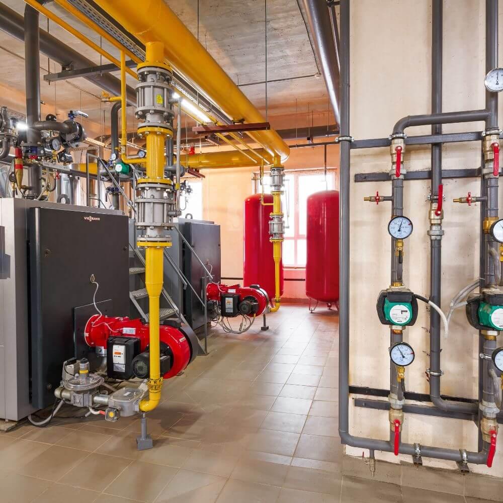 Фотография Эксплуатация газовой котельной Viessmann