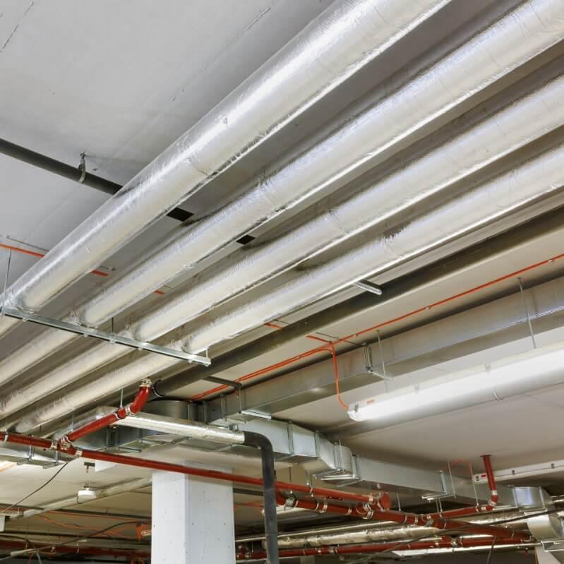 Фотография Система противопожарного водоснабжения от компании «Унитех Бау»