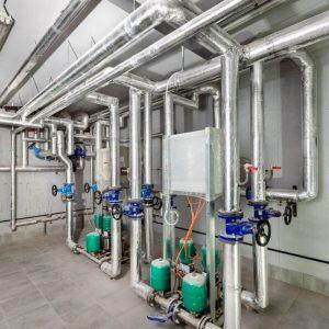 Фотография Противопожарный водопровод от компании «Унитех Бау» 1