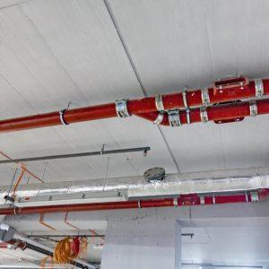 Фотография Противопожарное водоснабжение от компании «Унитех Бау» 1