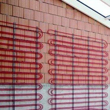 Фотография Устанвка теплых стен компанией «Унитех Бау»