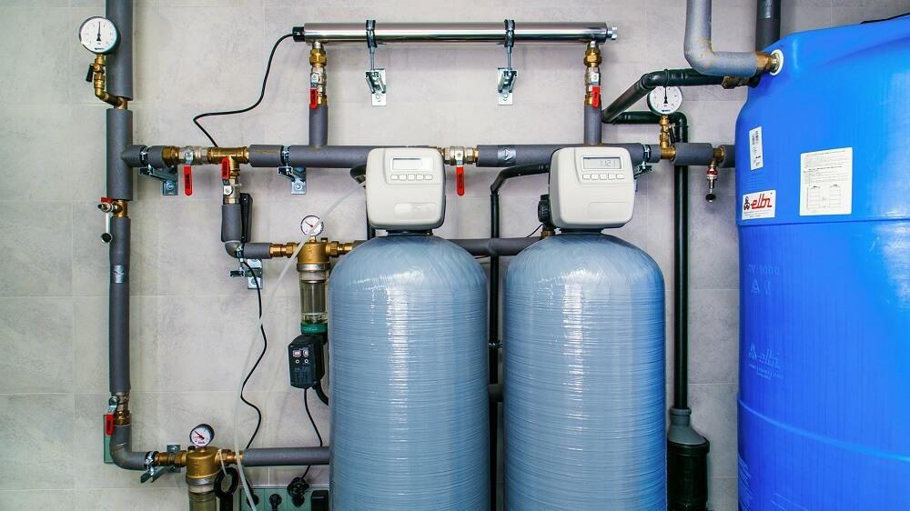 Комплексная система водоподготовки и очистки воды для квартиры 235 м2