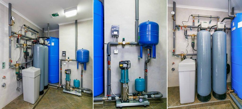Фотография Система водоподготовки и очистки воды для квартиры 235 м2 2